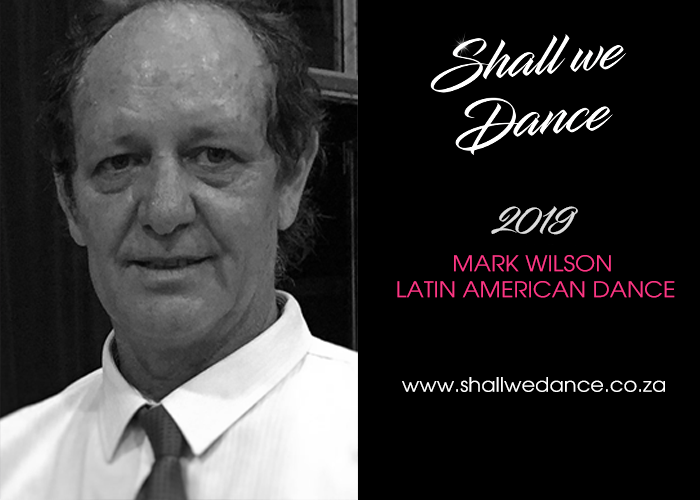 Mark Wilson at Shall We Dance Durban