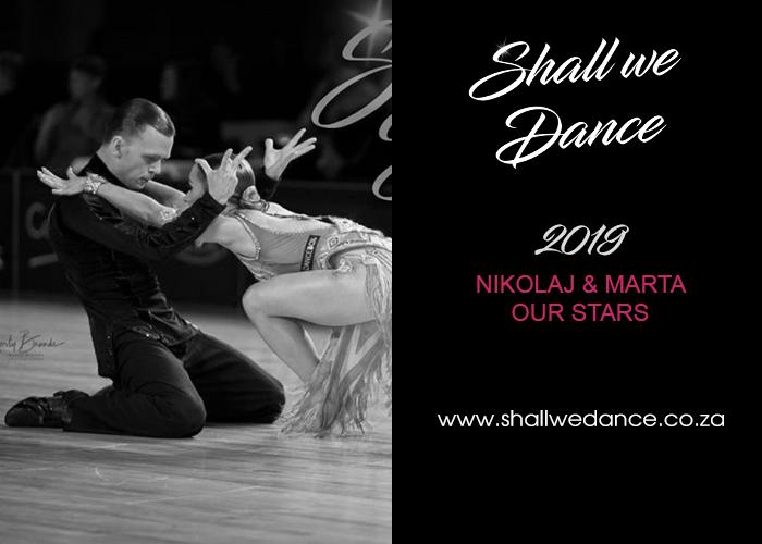Nikolaj Marta Shall We Dance durban Theatre Show
